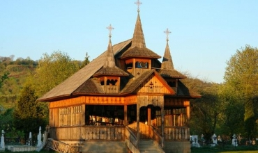 Wooden Church from Dragomireşti